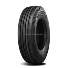 Pattern Design for frequent starts and stops , City bus tire TRS02 265/70R19.5