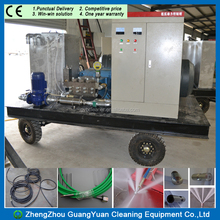70Mpa to 150Mpa Suger Plant Pipe cleaning machine boiler tube cleaning