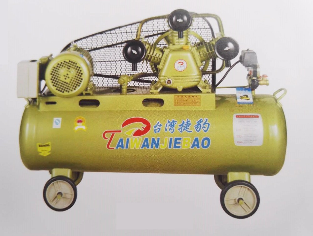 7.5kw/10hp 3 Cylinder Piston Electric Air Compressor