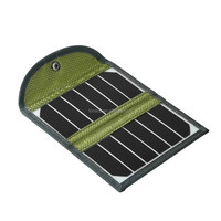 2015 NEW Foldable solar charger for Mobile phones