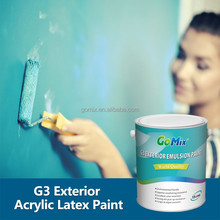 Decorative Wall Coating G3 Exterior Concrete Paint Colors