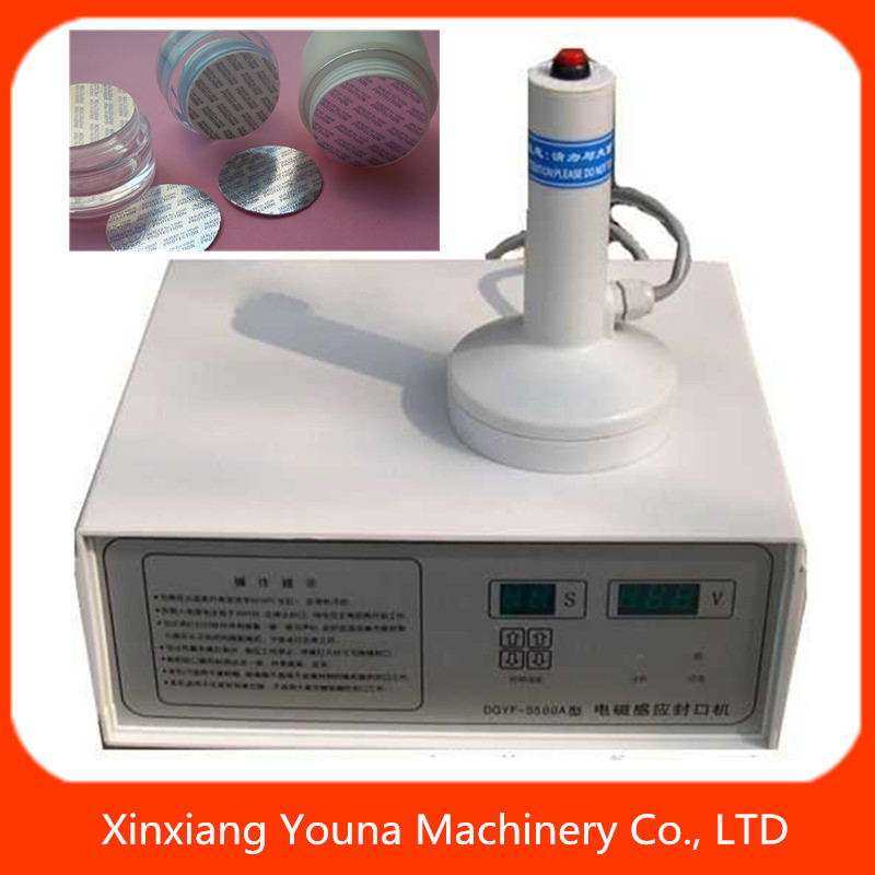Manual Bottle Cap Induction Sealing Machine