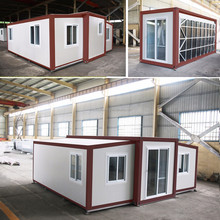 prefabricated cheap plat design resort prefab beach movable expandable container house