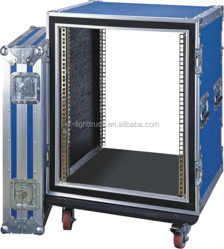 Trade show performance light flight case / DJ equipment case from Guangzhou