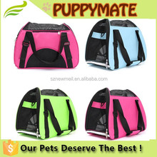 fashional design popular fabric pet crate/ high quality dog pet crate
