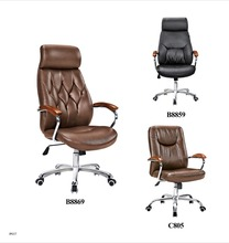 executive using high quality butterfly chair leather factory sell directly JLI 12