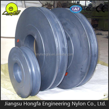 nylon pulley plastic v belt pulley