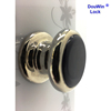 Zinc alloy electronic smart card RFID locker lock for school locker