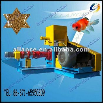 0086-18603851787 floating fish feed pellet machine/ electric floating fishing machine
