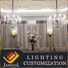 Guzhen metal led interior decoration candle lighting