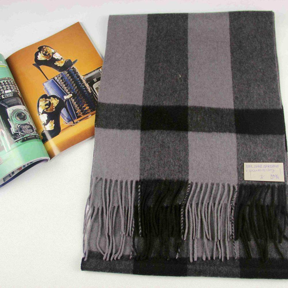 men striped cashmere/wool scarfs/mufflers