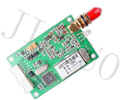 500MW,433MHz,5V,2km RF Transmitter Modules used for Wireless telemetry charging for Parking,parking lot