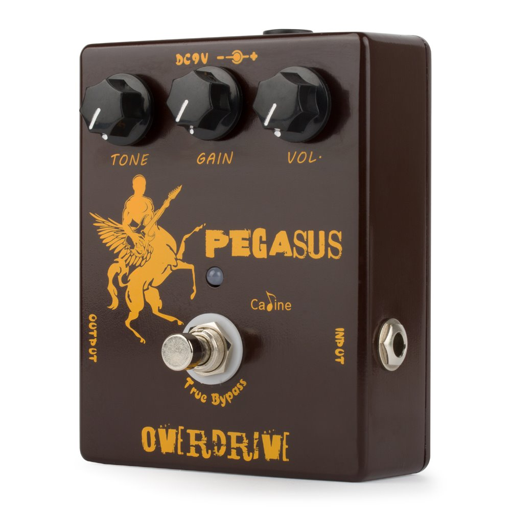 CALINE Pegasus Overdrive CP-43 Guitar overdeive effect pedals
