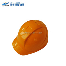 Construction safety helmet for sale-ABS plastic