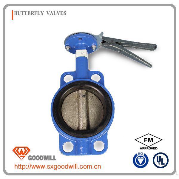 cast iron gate valve with non-rising stem