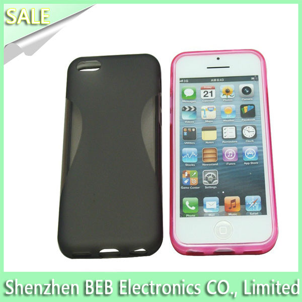 Wholesale tpu covering case for iphone5c from gold supplier