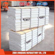 Ceramic Fiber Blocks with 304 or 310 anchors for stove lining