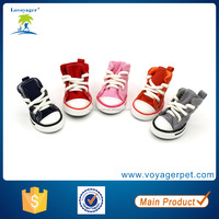 Lovoyager Hot Sales soft converse style dog shoes