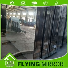 Low price beveled edge home decorative aluminum mirror sheet for export