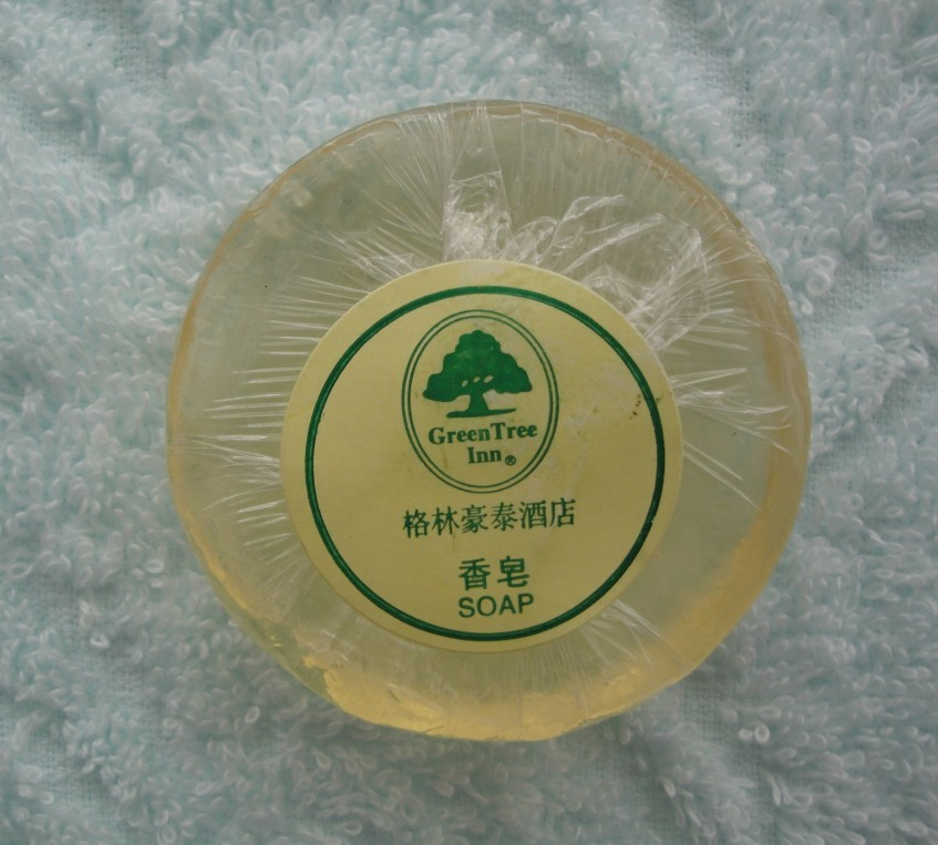 Wholesale various hotel handmakel soap with different packaging