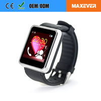 Promotional Waterproof Digital Vogue Watch With Anti Lost