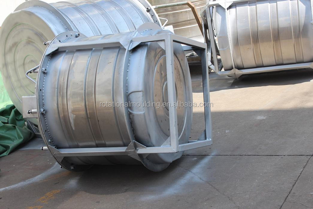 rotomolded mould for water tank mould rotational