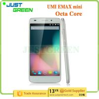 "Wholesale! UMI EMAX mini Cell phone 5"" 1920*1080 Quad Core GSM/3G/4G 2GB/16GB Android 5.0 Play store Multi-language"