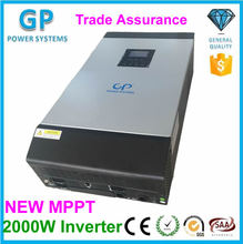 GPH2000M inverter 12V 220V 1600W 12 volt inverter inverter power 2000VA for solar power
