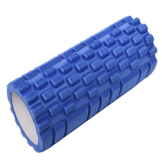 2018 high quality foam roller customized logo with eva foam roller fitness yoga eva foam roller for wholesales