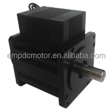 750W Brushless DC Motor for AGV, 24V/750W/1300RPM/5.5Nm