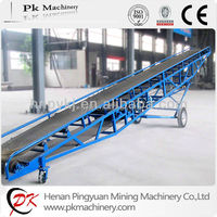 Convenient Flexible Easy Maintenance Coal Movable Belt Loader/Mobile Band Conveyor