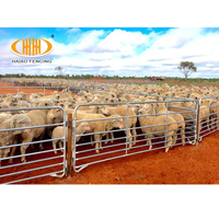 China supplier low price high quality china supply heavy duty galvanized goat sheep panel fence