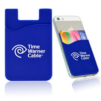 custom silicone rubber credit card holder