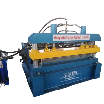 High quality hydraulic arc arching machine