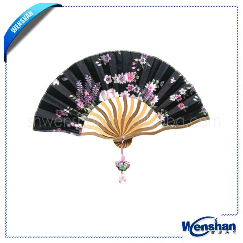 Japanese hand held fans