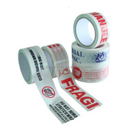 BOPP custom Printed Packing Tape Adhesive packaging Tape