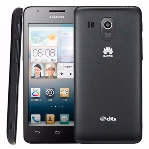 Huawei G520 Dual Sim 4.5 inch IPS Screen Android OS 4.1 Smart Phone Cheap Huawei Mobile Price Pakistan