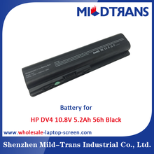 original laptop Battery for HP DV2000 10.8V 5.2Ah 56Wh Black