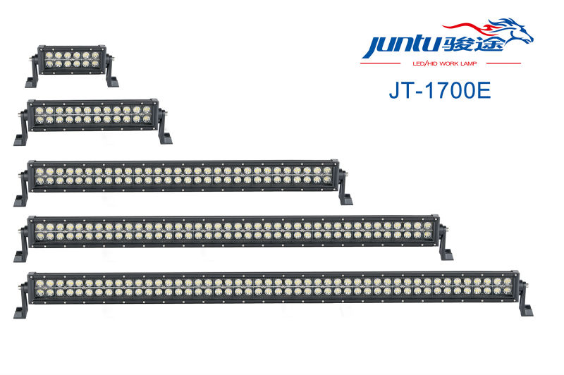 "36w 7.5"" 2520LM 10V-30V DC 3W/Diode Double Rows IP67 Waterproof 36w offroad led light bar"