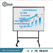 Various Size Wall-Mounted no projector interactive whiteboard For Training