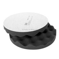 Original 3M wave mode polishing pad, 3M05725 car polishing pad 8''2PCS, 8 inch 3M foam polishing pad