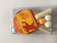 high quality plastic table tennis with balls and nets