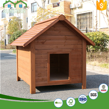 Factory Made Reasonable Price Luxury Wood Composite Dog House