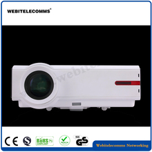 Used for Business Education Meeting,Android WIFI HDMI TV LED Projector