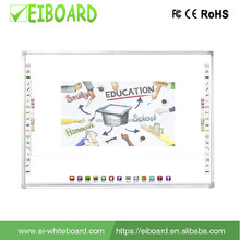 "Factory manufacturer OEM 85"" four touch Infrared smart board interactive whiteboard"