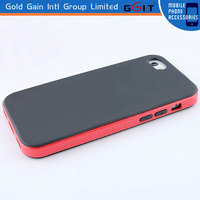 Newly 2 in1 Bumper Back Cover Case For iPhone 5c