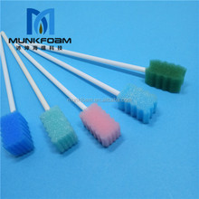 China factory directly sell medical Factory oral care swabs hygienic swab free sample