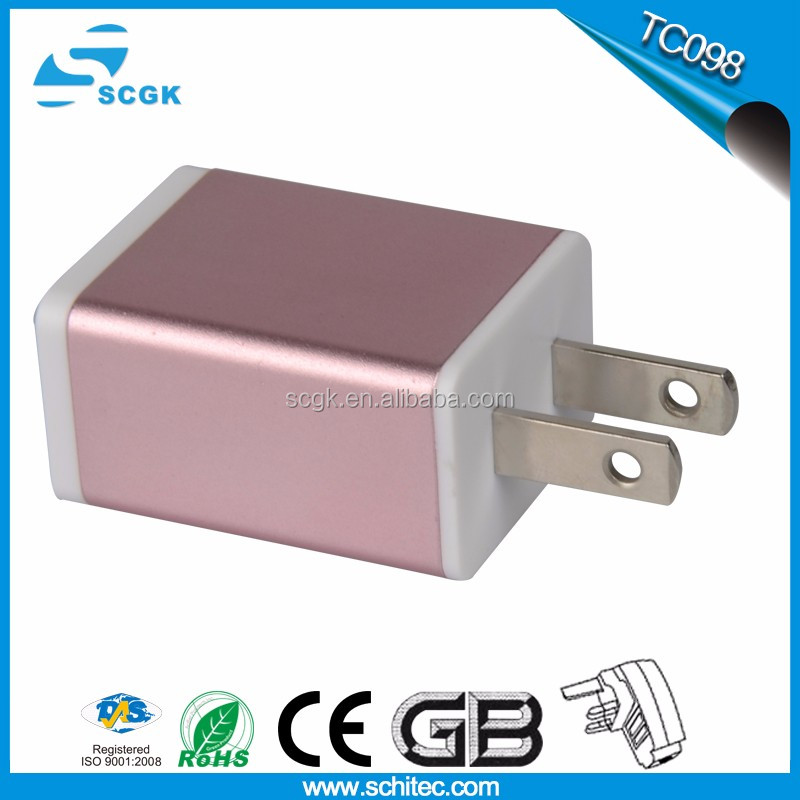 single usb wall travel charger