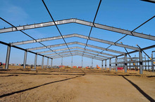 Light Weight Prefab Two Storey Shed Steel Structure Workshop Building Warehouse