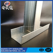 Competitive price best selling high security steel stud sizes metric